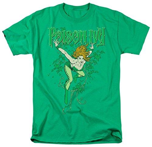 Batman - Poison Ivy T-Shirt Size (Ivy Batman)