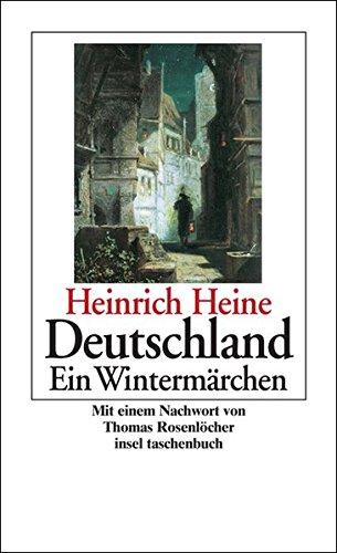 Deutschland: Ein Wintermärchen (insel taschenbuch)