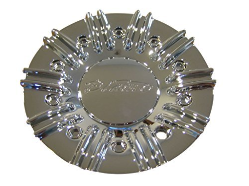 Diamo Chrome Wheels (DIamo 30 Karat Chrome Wheel Rim Center Cap 030L182 LG0708-69 30L182)