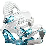 K2 Women's Charm: Snowboard Bindings 2017
