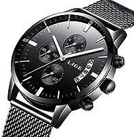 Reloj clasico de Acero Inoxidable