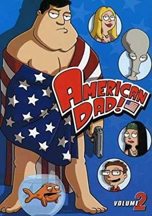 Amazon com: American Dad!, Vol  2: Matt Weitzman Mike Barker