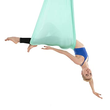 TKFY Premium DIY de Yoga aérea sedas Equipo aéreo Yoga ...