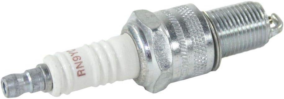 Genuine OEM 4 Pack Champion Copper Plus Small Engine Spark Plugs RN9YC