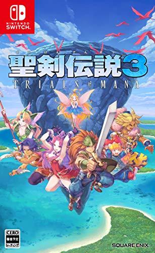 聖剣伝説3 トライアルズ オブ マナの商品画像