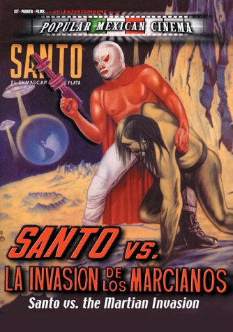 Santo Contra la Invasion de los Marcianos by Vci Video