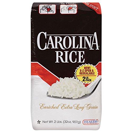 (Carolina White Rice, 2 lb.)