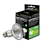 Sparkzoo UVA UVB Mercury Vapor Bulb/Lamp/Light for Reptile and Amphibian Use – Excellent 80/100/160W UVA UVB Reptile Light/Reptile Bulb