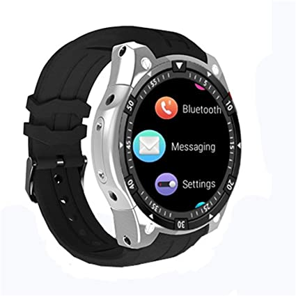 ZLOPV Pulsera Smart Watch X100 Android 5.1 GPS Bluetooth ...