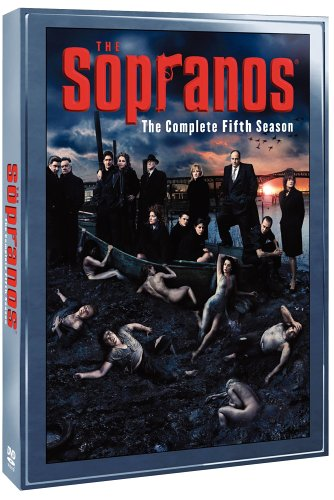 The Sopranos: The Complete Fifth Season James Gandolfini Edie Falco Lorraine Bracco Steve Buscemi