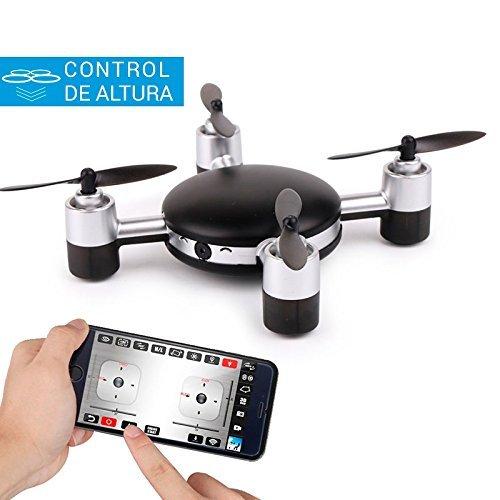 MJX X916H Micro Drone Lily | FPV a Móvil | Control de Altura | 3 ...