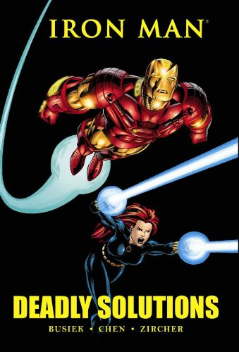 Iron Man: Ruthless Solutions (Marvel Premiere Classic)