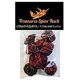 Carolina Reaper Pepper Pods Dried Hottest Pepper