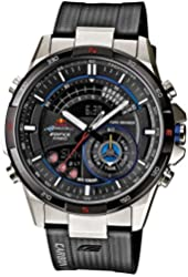 Edifice ERA200RBP-1 Red Bull Racing Twin Sensor Black Resin Strap Watch