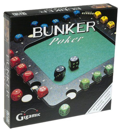 Bunker Poker by Gigamic