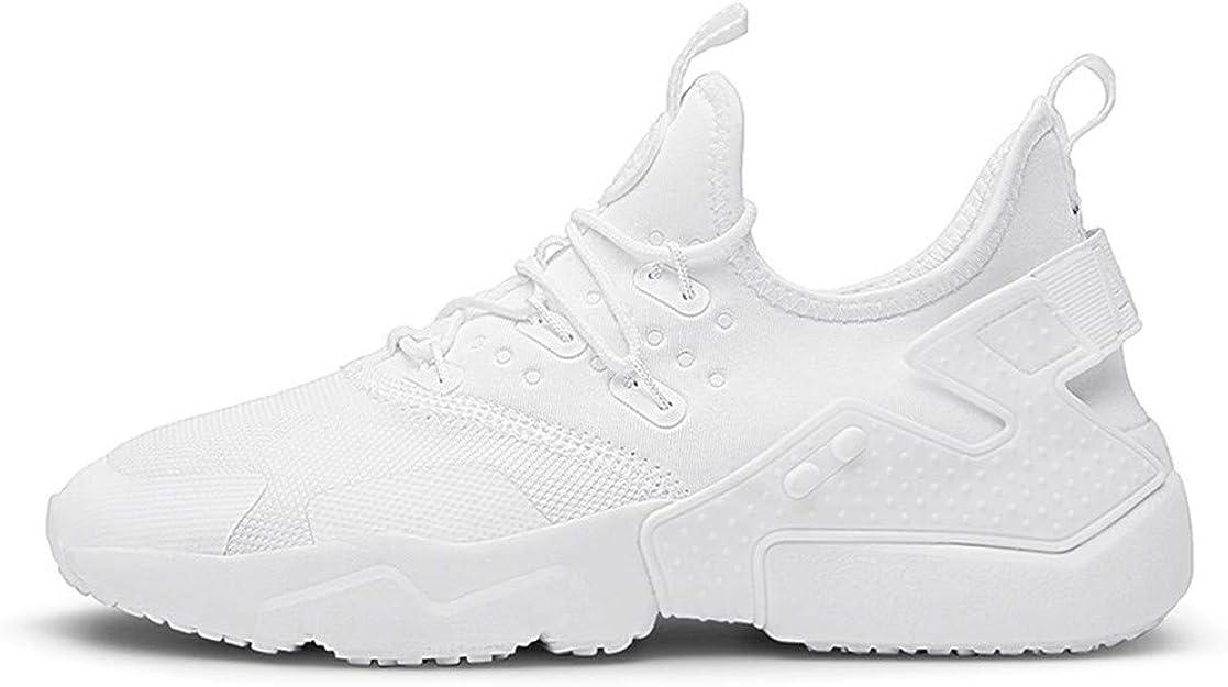 Zapatillas de Tenis para Hombres Estilo de Ocio Plataforma Chunky Zapatillas de Deporte Correr Gimnasia Zapatillas amortiguadoras: Amazon.es: Zapatos y complementos