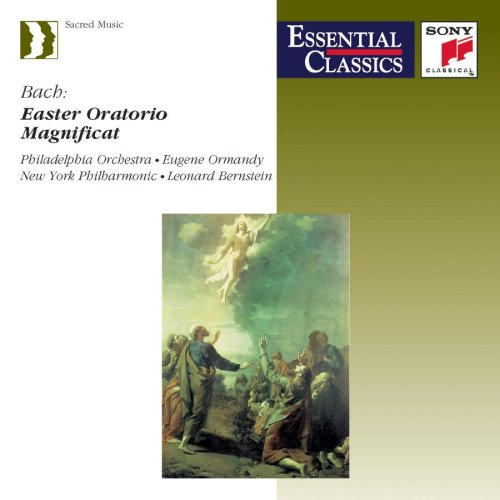 Bach: Easter Oratorio / Magnificat (Essential Classics) by Sony