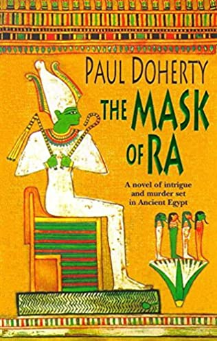 book cover of The Mask of Ra