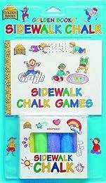 Sidewalk Chalk Games [With Sidewalk Chalk Games and Fat Sidewalk Chalk]