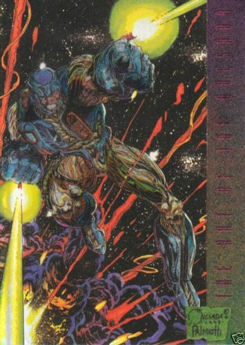 Valiant Art of Joe Quesada (Trading Card) 1993 Era First Appearances #SP1