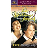 Four Weddings and a Funer