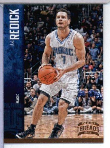 2012 13 Panini Threads Basketball Card   106 J.J. Redick Orlando Magic e5d5a3e96