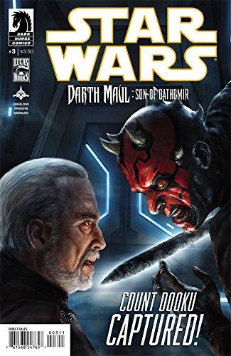 Star Wars Darth Maul Son of Dathomir #3 (Star Wars Darth Maul Son Of Dathomir 3)