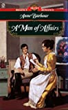 Man of Affairs, Anne Barbour, 0451196937