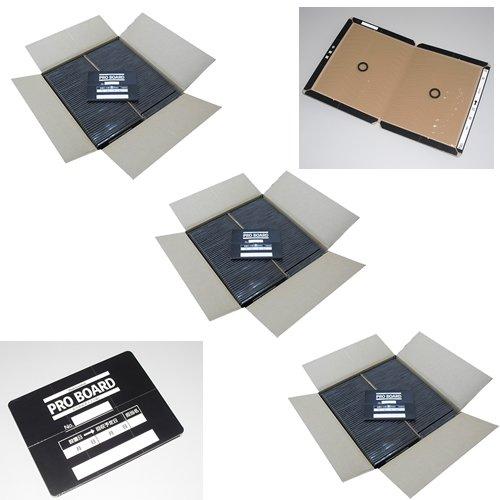 ねずみ捕獲用 ネズミ粘着板 300枚入(100枚×3箱)【業務用 防鼠対策】 B073CNHBVL