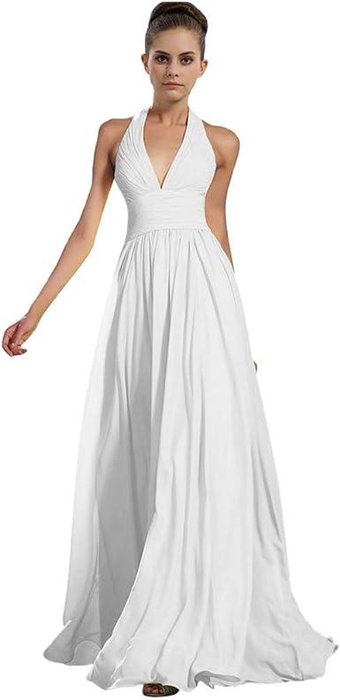 Femmes formelle de mariage demoiselle d/'honneur longue soirée Bal Prom robe de robe de cocktail