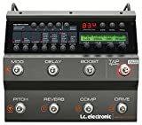 TC Electronic Nova System Floor Based Analog Overdrive/Distortion with G-System Effects and Dynamics Processing (Certified Refurbished)