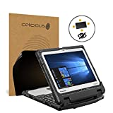Celicious Privacy Plus 4-Way Anti-Spy Filter Screen Protector Film Compatible with Panasonic Toughbook CF-33