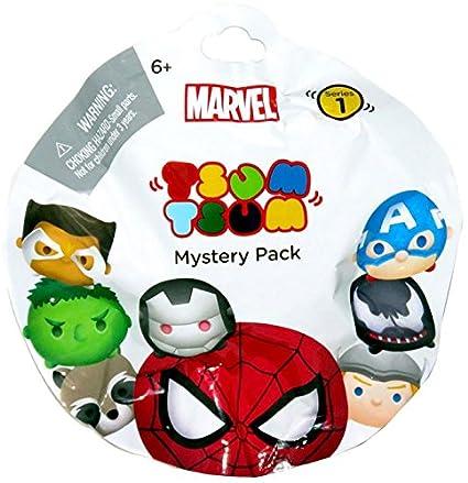 Marvel Tsum Tsum Mystery Pack Series 1 - One Blind Bag KuE2zVCjj