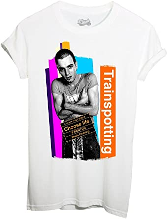 MUSH T-Shirt Renton Trainspotting-Film by Dress Your Style