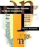 img - for Macroeconomic Essentials for Media Interpretation book / textbook / text book