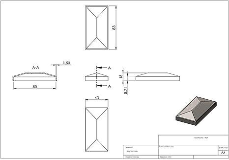 Starall 10 St/ück Schleifen Bits Legierung Architektur Fr/äser Set 1//2 Zoll Schaft f/ür Holzbearbeitung