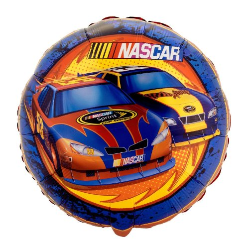 Birthday Express - NASCAR Foil Balloon - ,