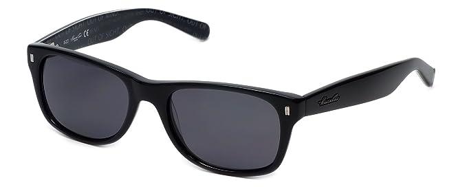 Kenneth Cole Reaction KC 7123 gafas de sol 01 A negro 53-18 ...