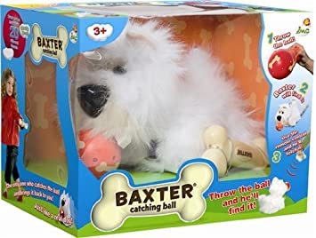 Imc Toys Baxter The Amazing Remote Control Dog Amazon Co Uk Toys