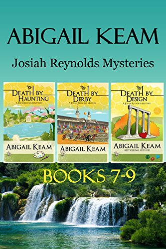 Josiah Reynolds Mysteries Box Set 3:  Death By Haunting, Death By Derby, Death By Design (Josiah Reynolds Mysteries Boxset)