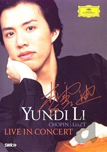 Yundi Li: Live in Concert by Deutsche Grammophon