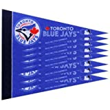 Toronto Blue Jays MLB Mini Pennant Set (8)