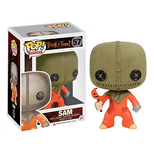 Funko POP Movies: Sam Trick or Treat Vinyl Figure -  3361