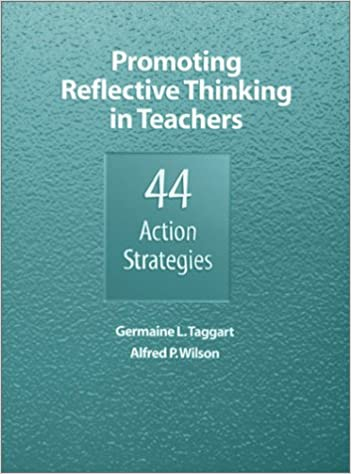 Ebooks para descargar pdf gratisPromoting Reflective Thinking in Teachers: 44 Action Strategies PDF DJVU FB2 by Germaine L. Taggart