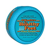 O'Keeffe's K03201 36 Pack 3.2 oz. Healthy Foot Cream