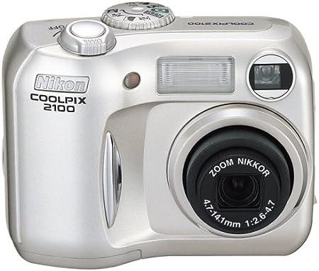 Nikon Coolpix 2100 Digitalkamera 2 0 Megapixel