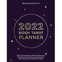 2022 Biddy Tarot Planner