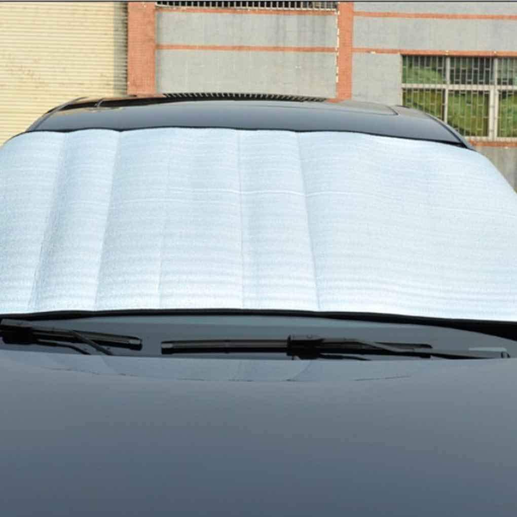 parabrezza Ombrelloni Auto Car Cover Protezione Copertura del parabrezza 200x70cm Anti Neve Brina