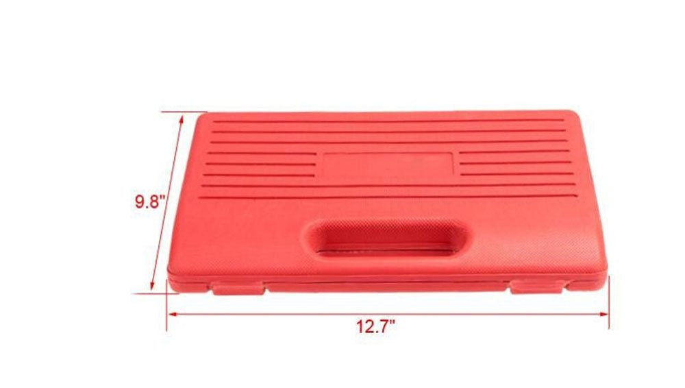 21 Piece Tool Kit Car/Truck Disc Brake Caliper Rewind Wind Back Auto Tool Set Kit for Piston Pad Disc Brake Car Truck Mechanics by Voluker (Image #6)