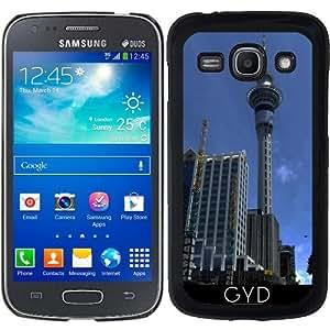 Funda para Samsung Galaxy ACE 3 S7272/A7275 - Sky Tower, Auckland by Cadellin